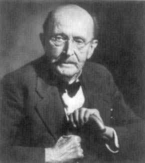 Picture of Max Planck