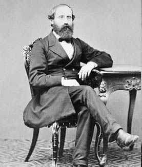 Picture of Bernhard Riemann