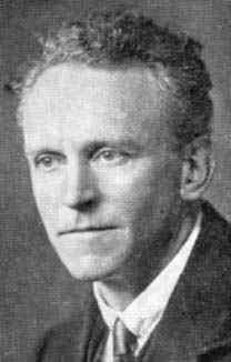 Duncan Sommerville was born 136 years ago 24th November 1879 - Sommerville