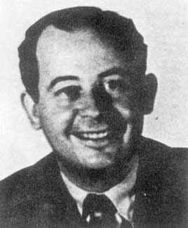 Picture of John von Neumann