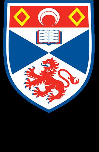 University of St. Andrews logo